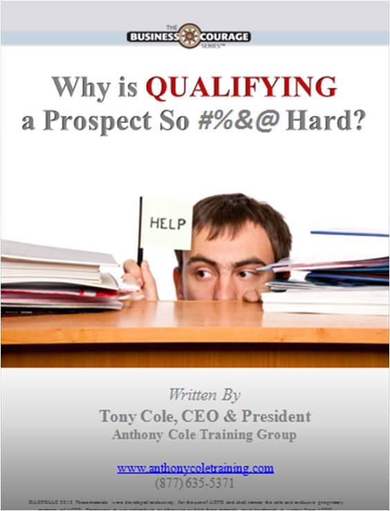 Qualifying eBook