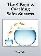 9 Keys To Coaching Sales Success