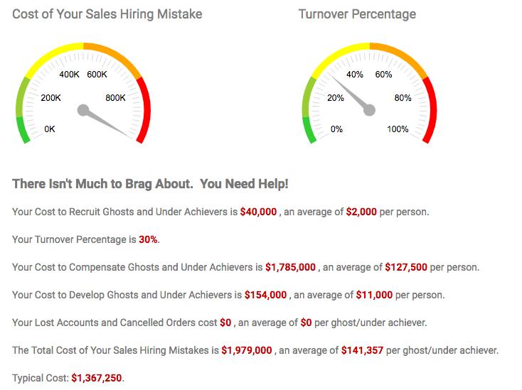 hiring chart